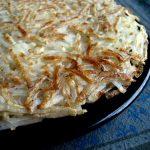 Straw Potato Cake