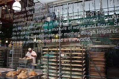 Photo of Boudin Bakery by aresauburn on Flickr