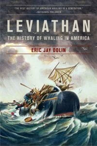 """Cover of the book """"Leviathan"""" by Eric Jay Dolin"""