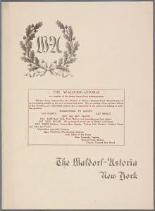 Waldorf-Astoria Menu 1917 - nypl.digitalcollections.c1bef75d-3ddb-dcb9-e040-e00a1806589c.001.w