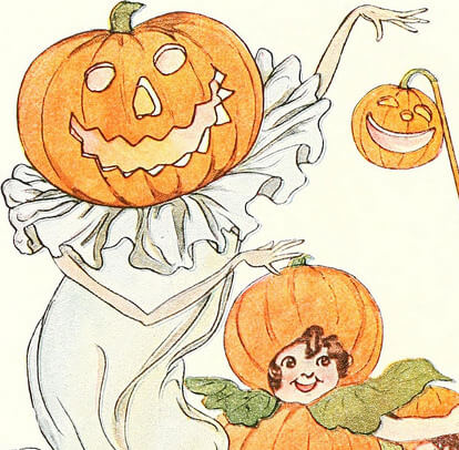 Pumpkin frolic Mother-Earths-children-the-frolics-of-the-fruits-and-vegetables-from-Internet-Archive-on-Flickr
