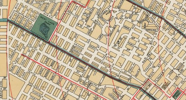 Wilshire 1897 - east - Maxwell's Los Angeles City Guide