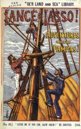 """Lance and Lasso! or Adventures on the Pampas!"", book cover from the British Library"