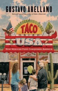 Cover of Taco USA by Gustavo Arellano