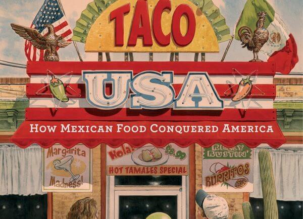 Cover of Taco USA by Gustavo Arellano