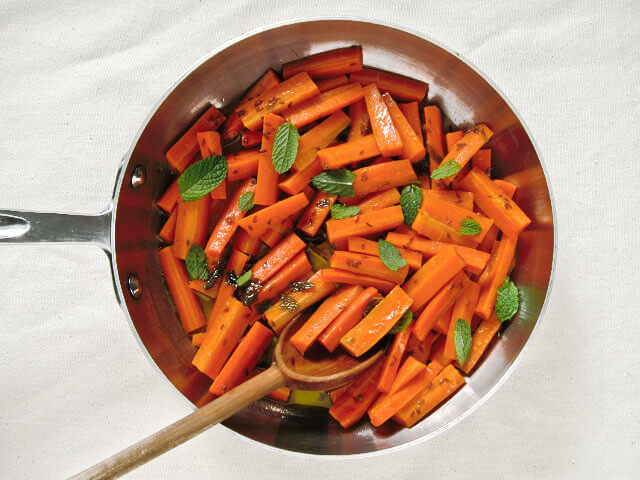 Photo of Roman-Style Carrots based on ancient Roman recipe in Apicius