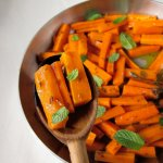 Roman Style Carrots based on ancient Roman recipe in Apicius
