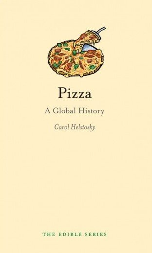 Cover of the book Pizza: A Global History